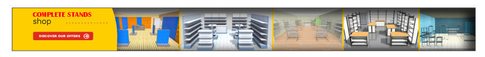 Castellani Shop - Complete stands shop