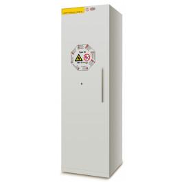 Armadio di sicurezza ad 1 porta per prodotti liquidi e solidi infiammabili cm. 60x60x195h