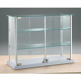 Vetrina per esposizione negozi cm. 65x25x50h