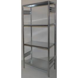 Scaffalatura industriale scaffalatura metallica 80x70x180h