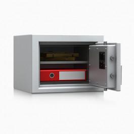 Armadio atermico ignifugo per protezione documenti CERTIFICATO 30 minuti EN 14450 S1 dimensioni cm. 49x45,5x37h