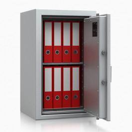 Armadio atermico ignifugo per protezione documenti CERTIFICATO 30 minuti EN 14450 S1 dimensioni cm. 49x45,5x82h