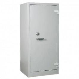 Armadio atermico ignifugo non certificato resistenza 30 minuti con serratura classe A certificata ECB-S EN 1300 dimensioni cm. 70x55x150h