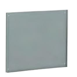 Pannello strutturale portante per cassettiere practibox trasparenti in plastica