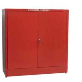 Armadio antincendio per dispositivi di protezione individuale DPI cm. 107,5x50x110h
