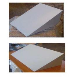 Tetto inclinato antipolvere cm. 120x50x30h