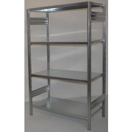 Scaffalatura da magazzino Zincata cm. 100x70x200h