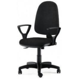 Seduta ufficio poltrona operativa con ruote e con regolazione schienale