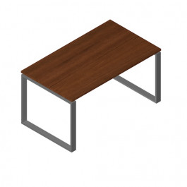 Tavolo in legno da ufficio per allungo laterale scrivania direzionale cm. 100x60x72h
