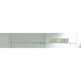 Piano aggiuntivo per vetrina di lunghezza cm. 157 (composto da 2 pianetti cm. 75,3)