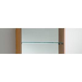 Piano aggiuntivo per bacheca a specchio