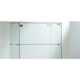 Pianetti aggiuntivi per vetrina lunghezza 50 cm