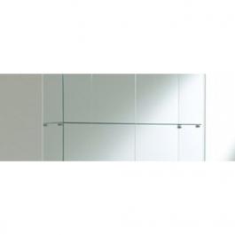 Pianetti aggiuntivi per vetrina lunghezza 70 cm