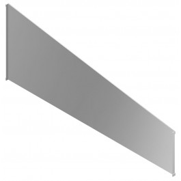 Separatore di metallo per scaffali in ferro