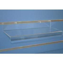 Pianetto porta oggetti in plexiglass