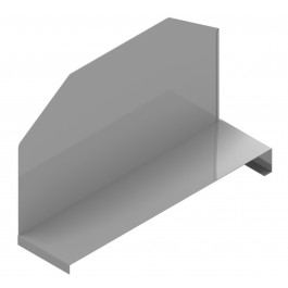Separatore per piano zincato di cm. 30