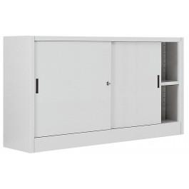 Sopralzo metallico per armadio archiviazione da ufficio cm. 120x60x85h