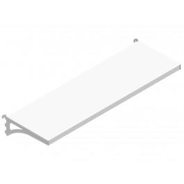 Piano con mensole AGGIUNTIVO cm. 97x30 da negozio