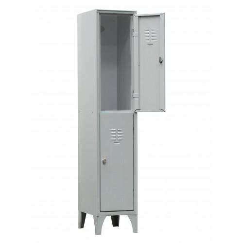 Armadio spogliatoio a 6 posti cm. 90x50x180h - Castellani Shop