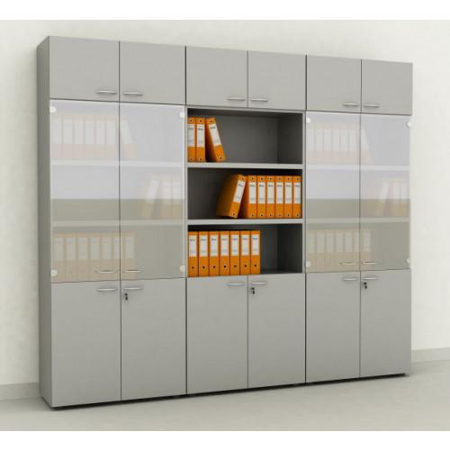 Libreria armadio alto eco cm. 90x45,8x200h - Castellani Shop