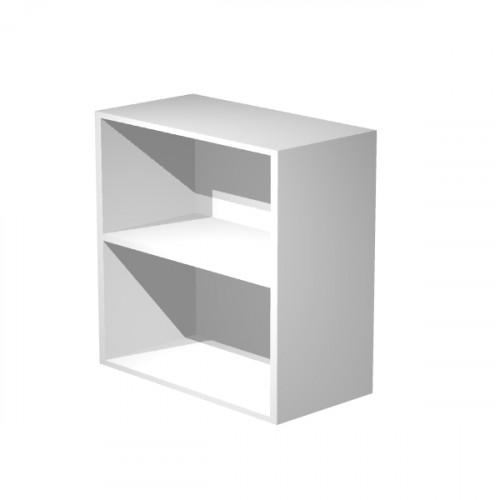 Mobile basso a giorno eco cm 80x41x80h castellani shop for Mobile ufficio basso