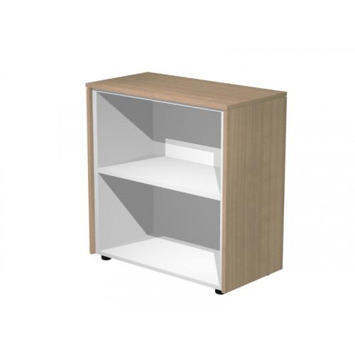 Mobile basso a giorno eco con top e fianchi castellani shop for Mobile basso ufficio