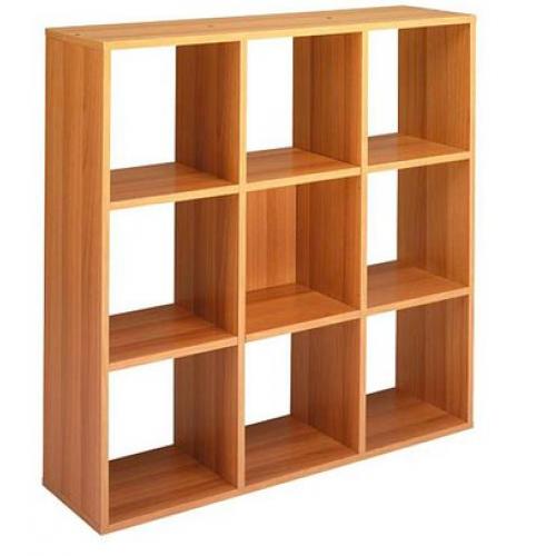Libreria giorno a 9 caselle 104,1x29,2x103,9 - Castellani Shop