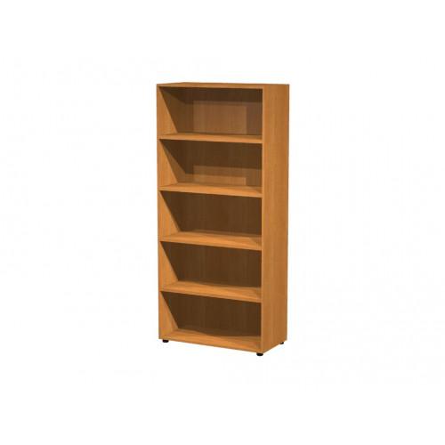 Libreria armadio alto a giorno cm. 90x44x200h - Castellani Shop