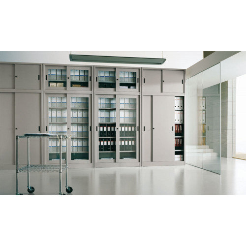 Armadio ad ante scorrevoli cm. 180x45x200h - Castellani Shop