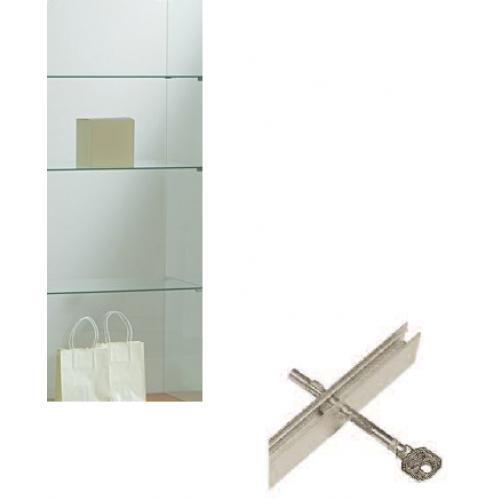 Binari Per Ante Scorrevoli.Sostituzione Ante Scorrevoli Con Serratura Castellani Shop