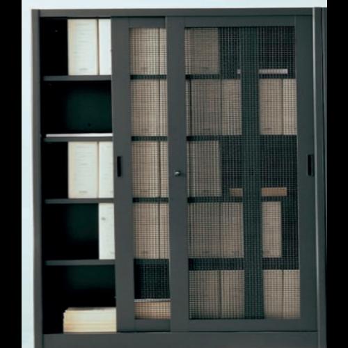 armadio per archivio ante scorrevoli - castellani shop