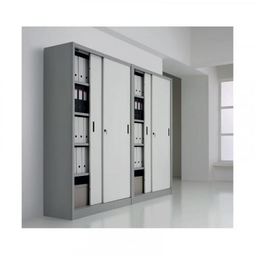 Armadio ad ante scorrevoli cm. 120x45x200h - Castellani Shop