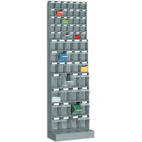 Cassettiere Per Ufficio Plastica.Scaffalatura Practibox In Plastica Castellani Castellani Shop