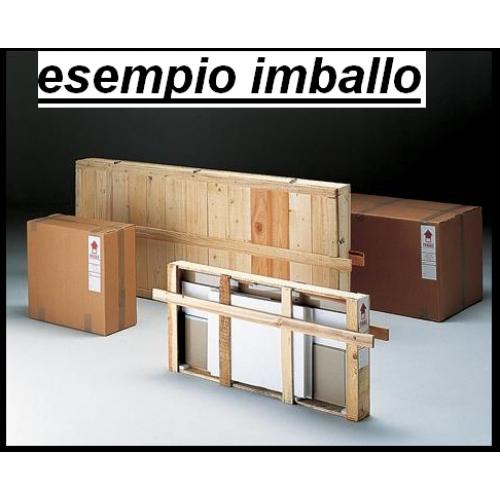 Vetrina modello economico a 4 piani 43x43x180 castellani for Economico per costruire piani domestici