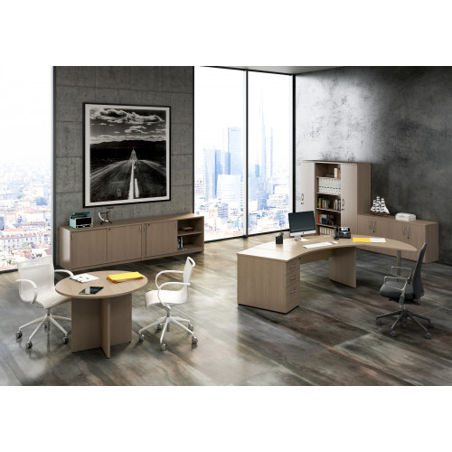 Tavolo ovale ufficio - Sedie ufficio padova ...