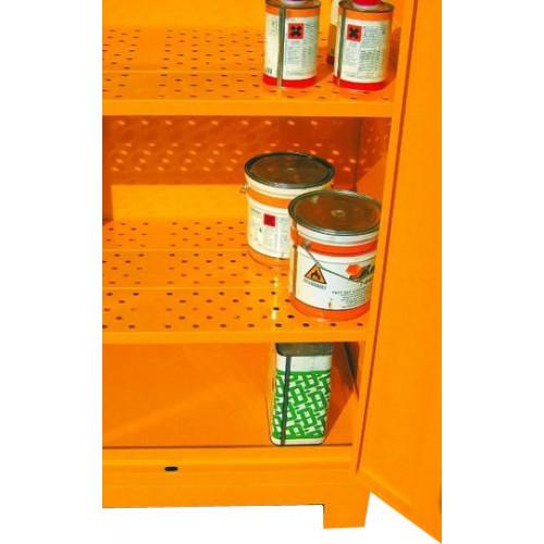 armadio sicurezza per prodotti infiammabili comburenti e vernici cm