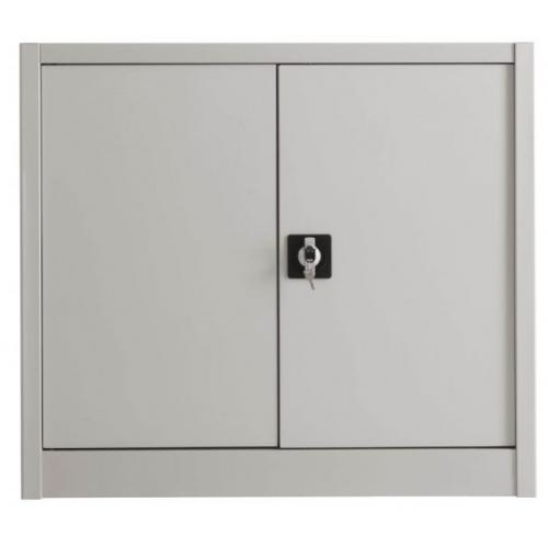 Sopralzo armadio basso con ante battenti in metallo per ...