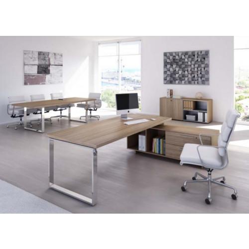 Best scrivania per ufficio direzionale in ambiente with for Scrivania direzionale prezzi