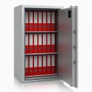 Armadio atermico ignifugo per protezione documenti CERTIFICATO 30 minuti EN 14450 S1 dimensioni cm. 70x51x117h