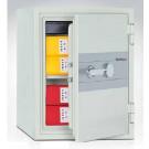 Armadio ignifugo per protezione documenti certificato a norma NT-FIRE-017 resistenza 60-120 minuti con serratura di sicurezza certificata