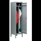 C1 - Armadietto Spogliatoio Sporco pulito ad 1 posto cm. 43x47x180h - monoblocco