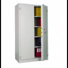 Armadio atermico ignifugo non certificato resistenza 30 minuti con serratura classe A certificata ECB-S EN 1300 dimensioni cm. 126x55x195h