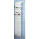 Portaocchiali in plexiglass a 14 posti dimensioni (lxh) cm. 19x120