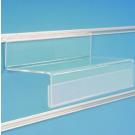 Pianetto porta scarpe o oggetti in plexiglass dimensioni (lxp) cm. 25x11