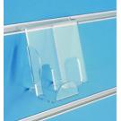 Pianetto porta cellulare in plexiglass dimensioni (lxp) cm. 11x11