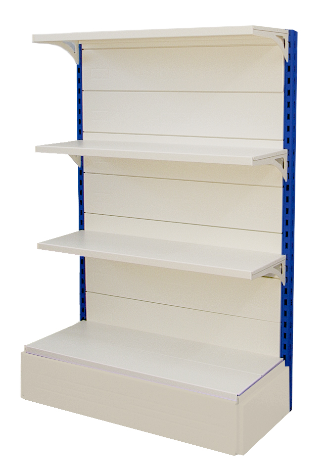 Store wall shelf