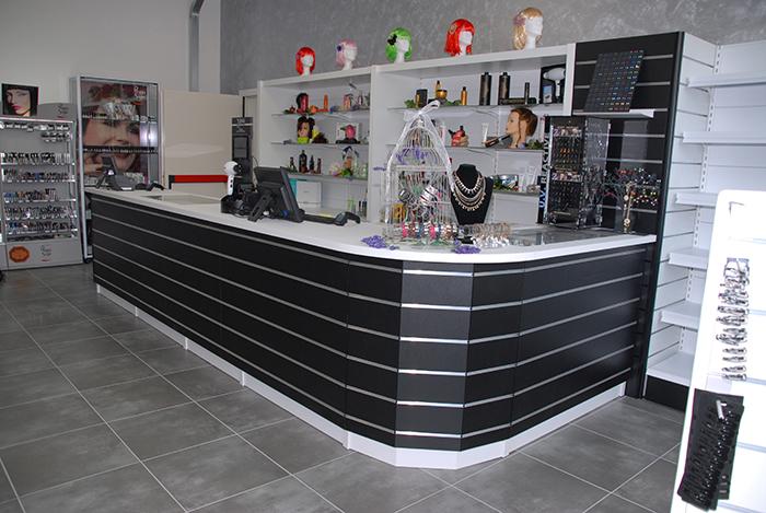 Banchi vendita negozi