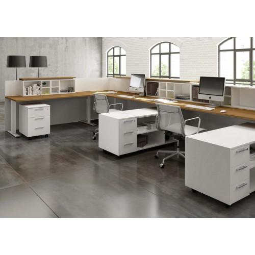 Arredamento ufficio castellani shop for Reception da ufficio