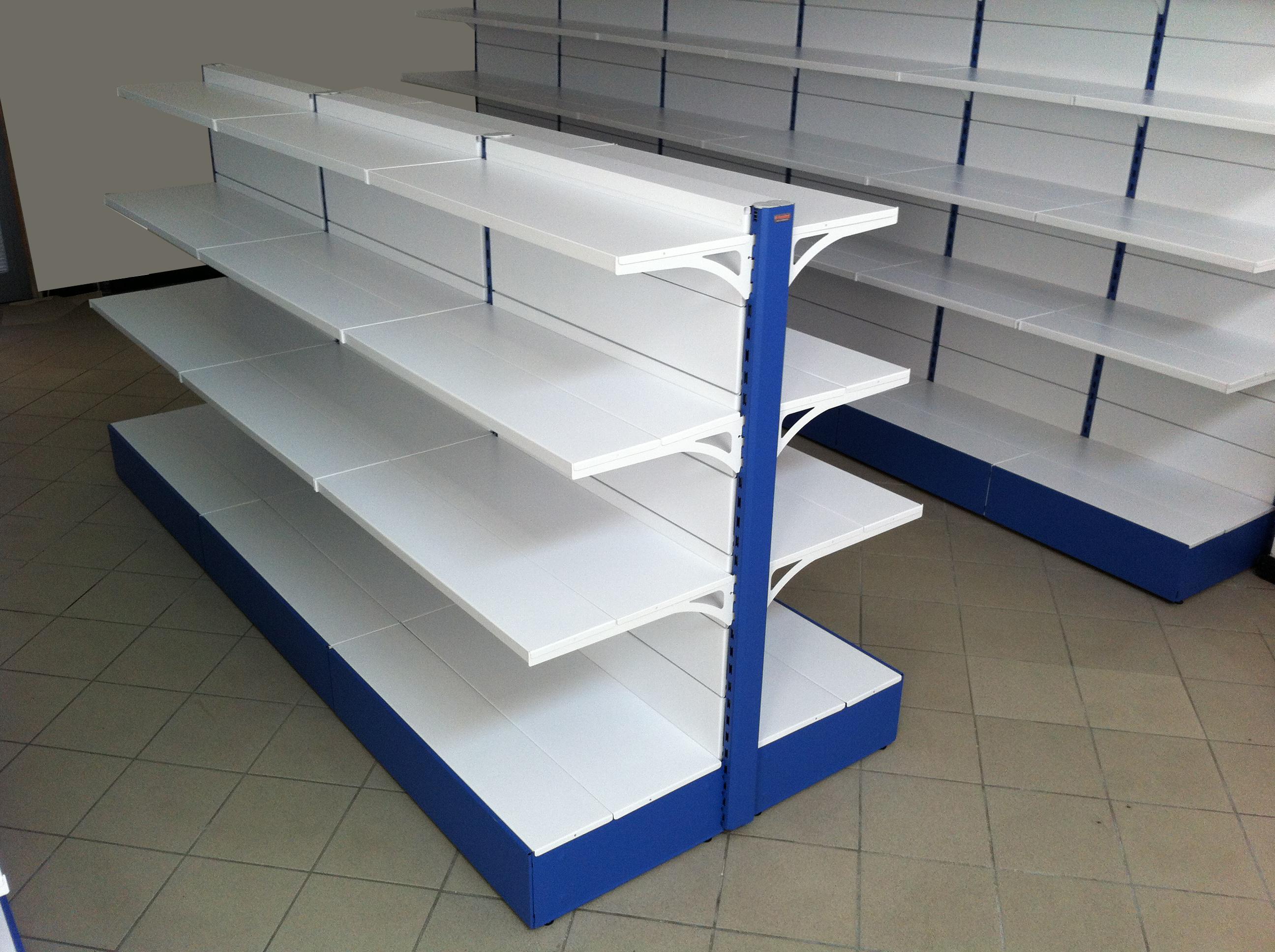 Montanti per scaffali idee per scaffale maciste leroy for Leroy merlin librerie metallo