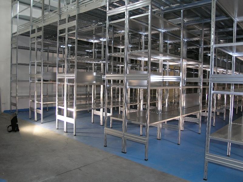 Produttori Scaffalature Industriali.Scaffalature Armadi E Banchi Da Lavoro Castellani Shop